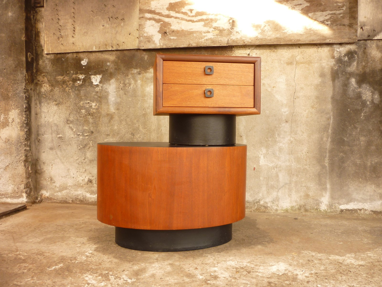 Side Table U0026 Chest Of Drawers From RS Associates, 1960s