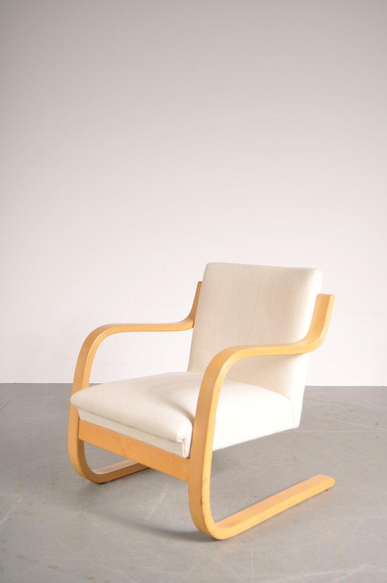 Vintage Modell 42 Sessel von Alvar Aalto für Artek