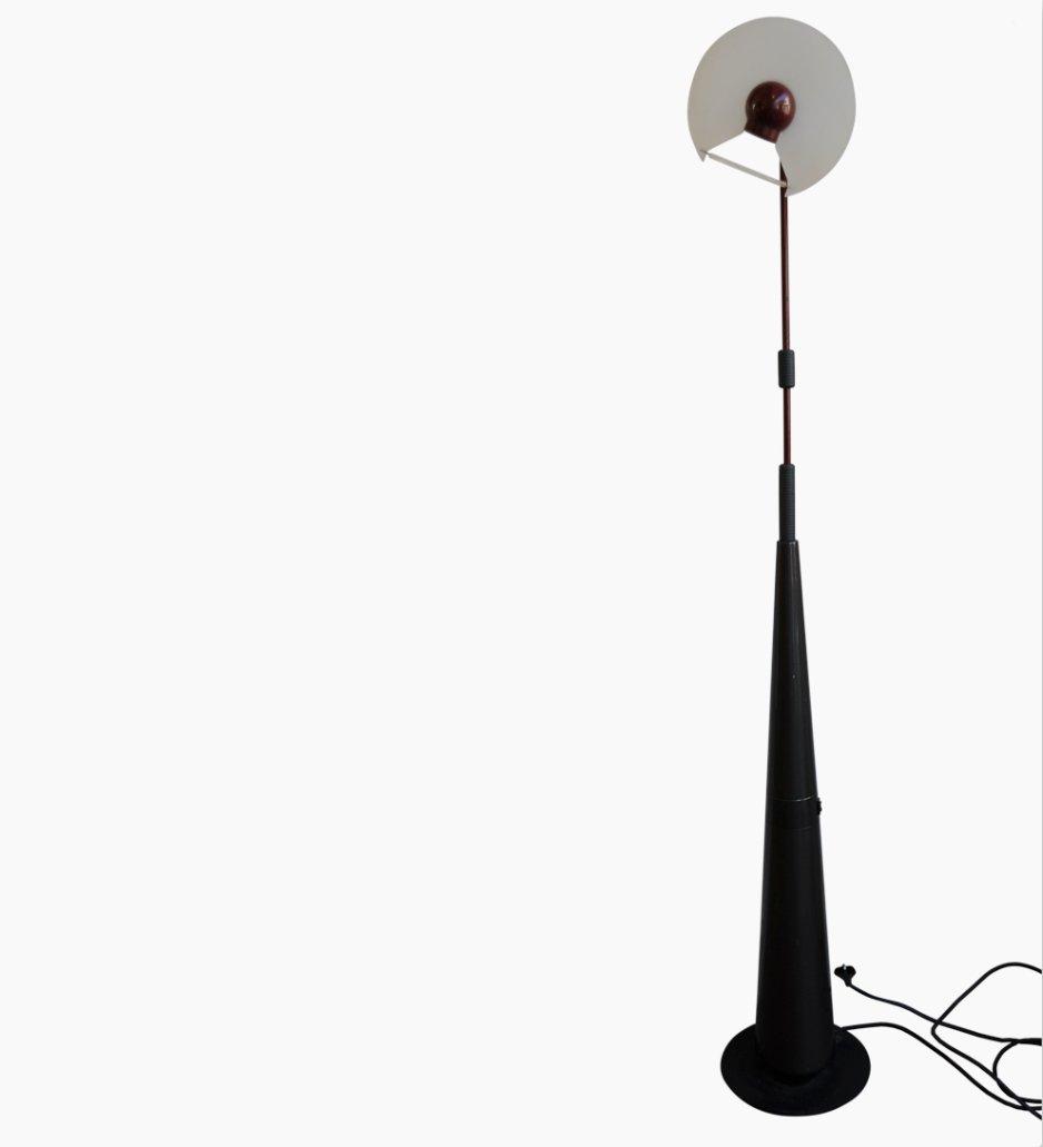 Vintage Club Stehlampe von Pier Ramella für Arteluce