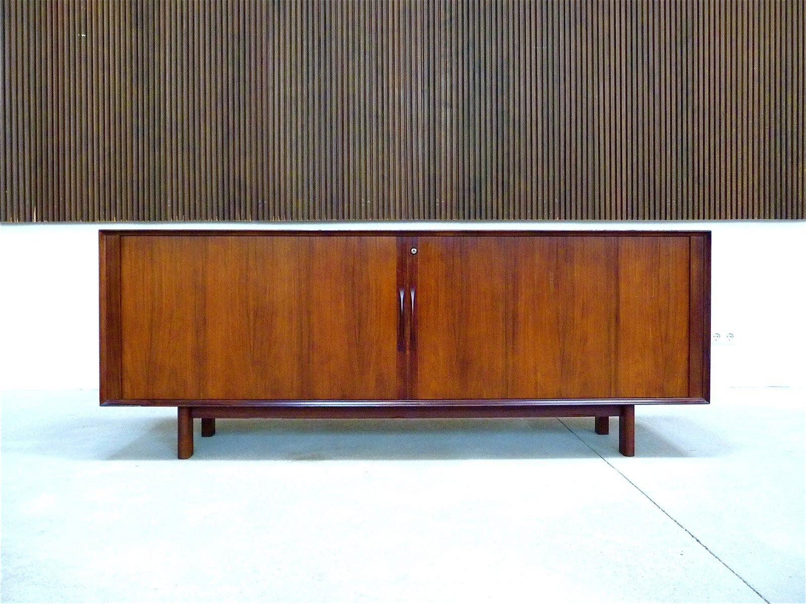 Dänisches Modell No. 75 Palisander Sideboard von Arne Vodder für Sibas...