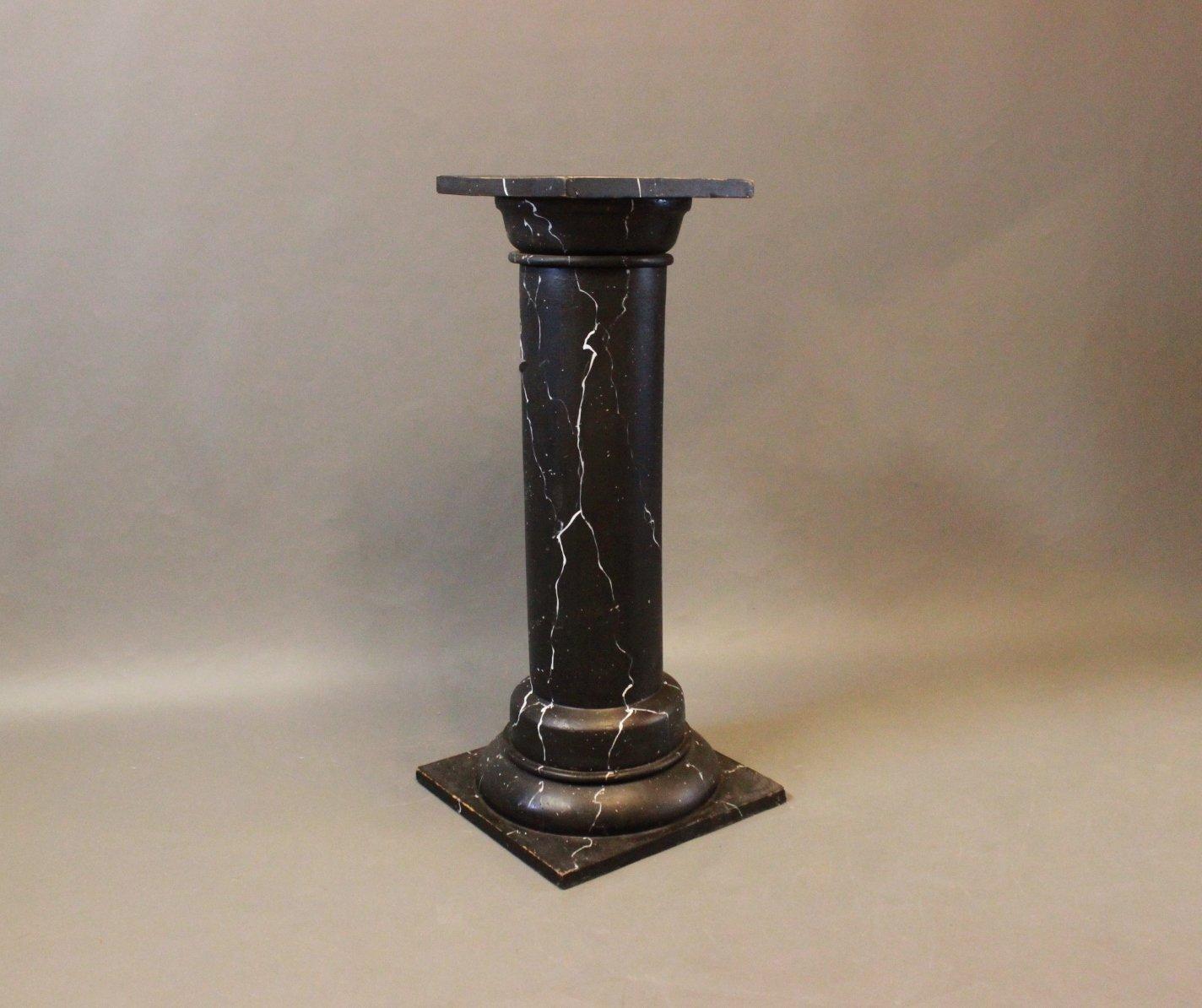 d nische vintage marmors ule 1930er bei pamono kaufen. Black Bedroom Furniture Sets. Home Design Ideas