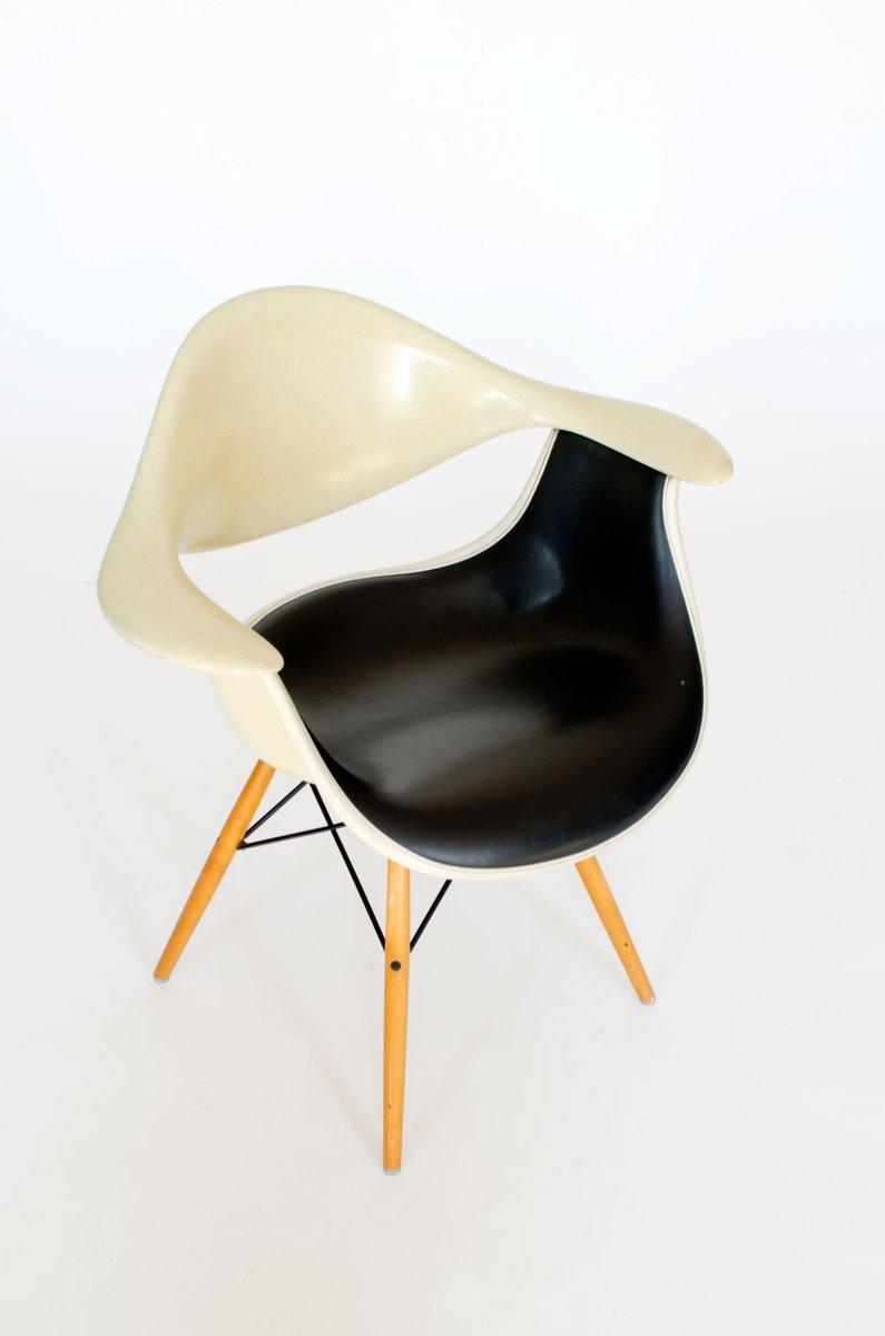 daf stuhl mit sitschale von george nelson f r herman miller 1960er bei pamono kaufen. Black Bedroom Furniture Sets. Home Design Ideas