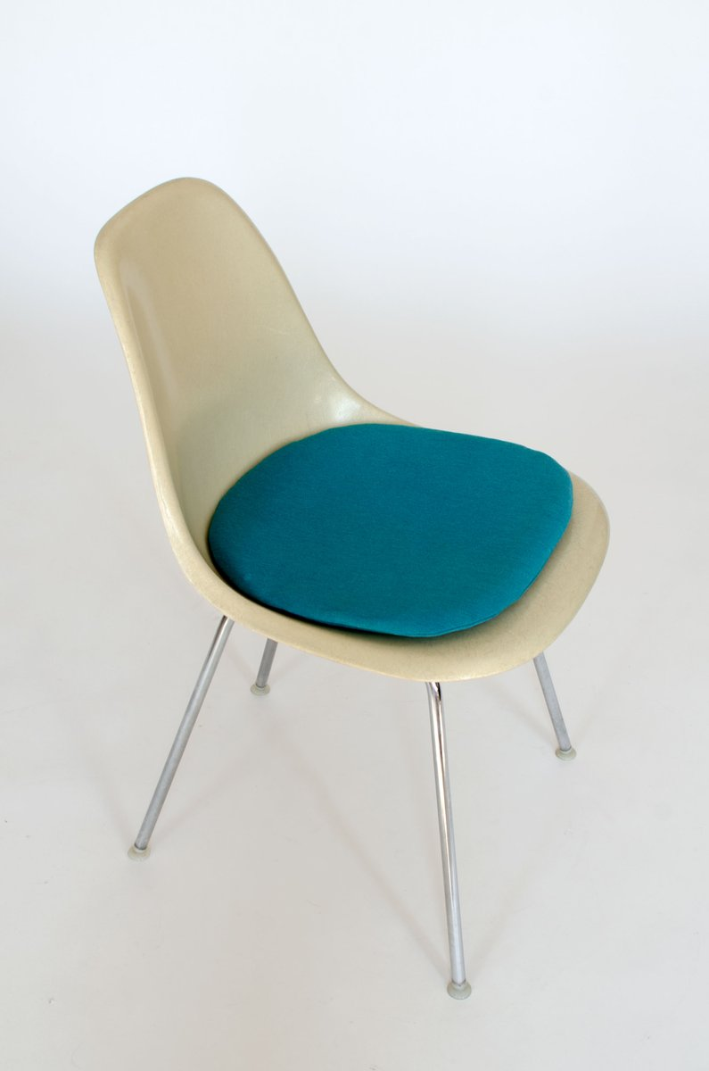 Vintage DSX Side Chair by Charles & Ray Eames for Herman Miller for ...