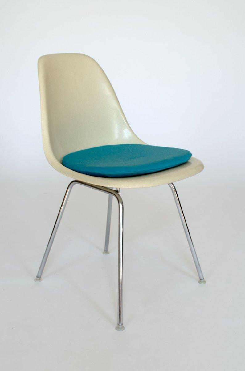 Sedia Dsx Vintage Di Charles Ray Eames Per Herman Miller