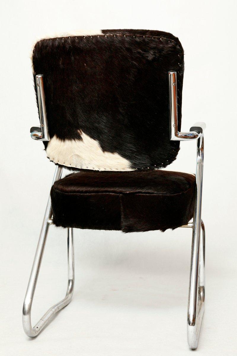 niederl ndischer bauhaus stuhl von paul schuitema f r fana rotterdam 1930er bei pamono kaufen. Black Bedroom Furniture Sets. Home Design Ideas