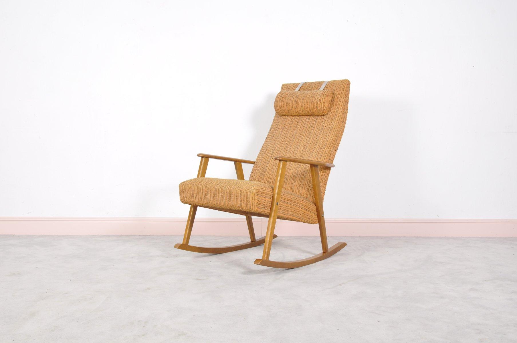 Fabelhaft Schaukelstuhl Modern Referenz Von Schwedischer Mid-century Von Johanson Design, 1960er