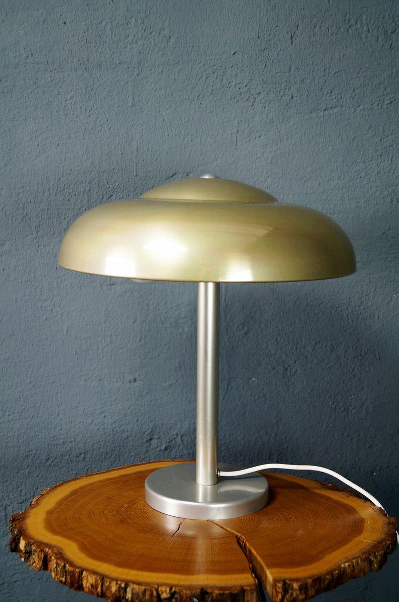 Art Deco Bauhaus Tischlampe, 1930er