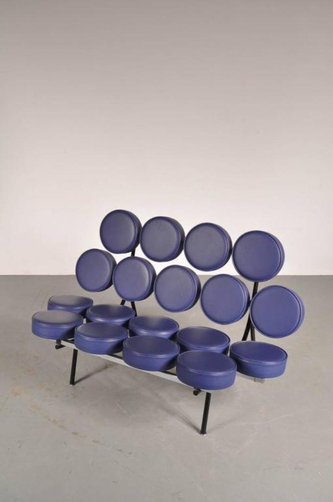 Marshmallow Sofa By George Nelson For Vitra, 1994 10. $4,981.00. Price Per  Piece