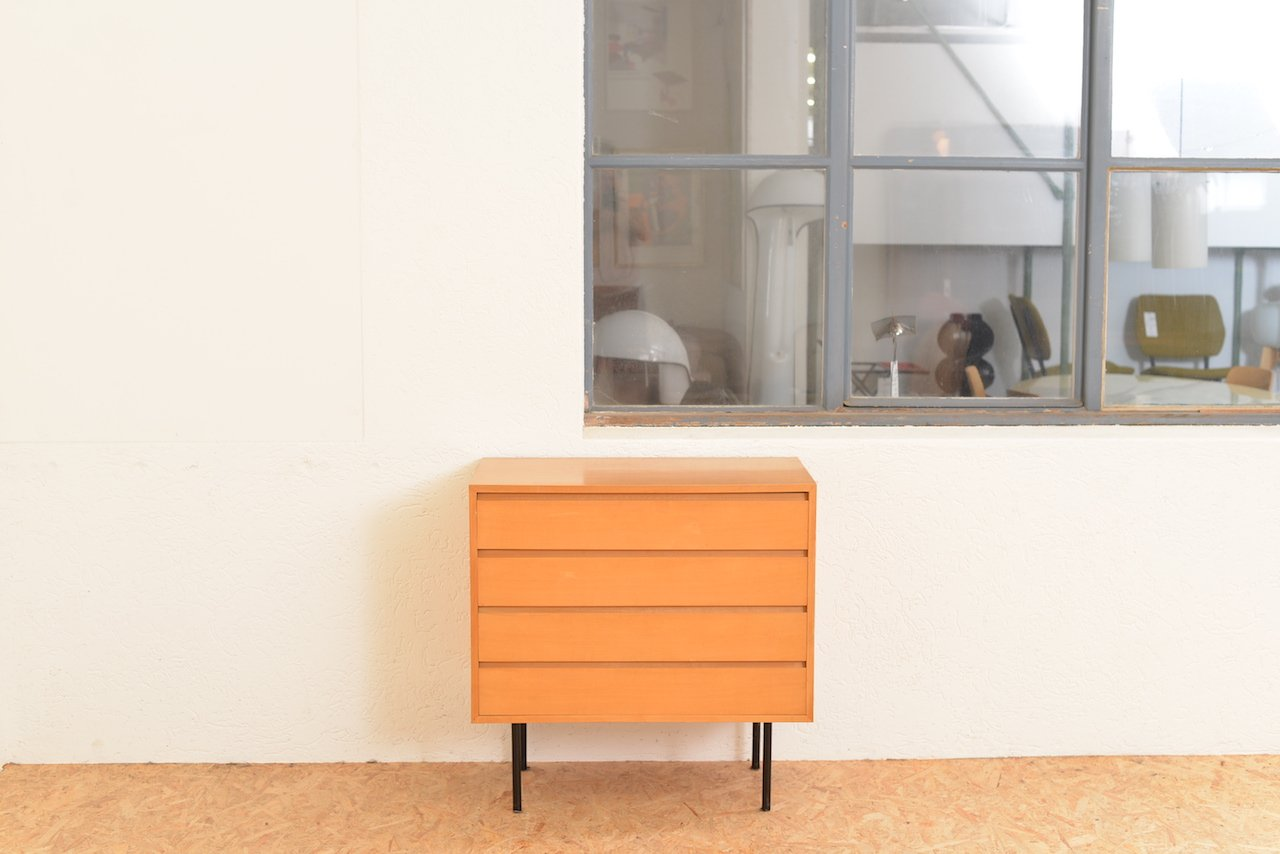 kommode von kurt thut f r thut m bel 1953 bei pamono kaufen. Black Bedroom Furniture Sets. Home Design Ideas