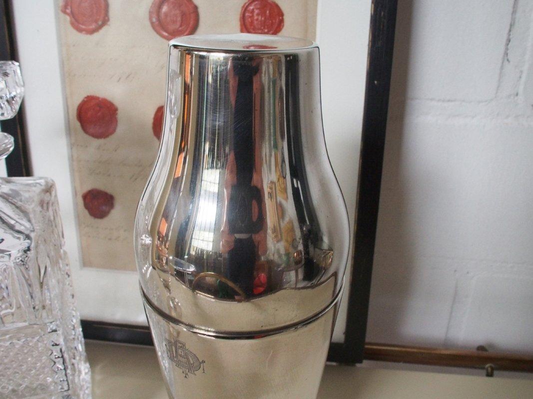 cocktail shaker 1910er bei pamono kaufen. Black Bedroom Furniture Sets. Home Design Ideas