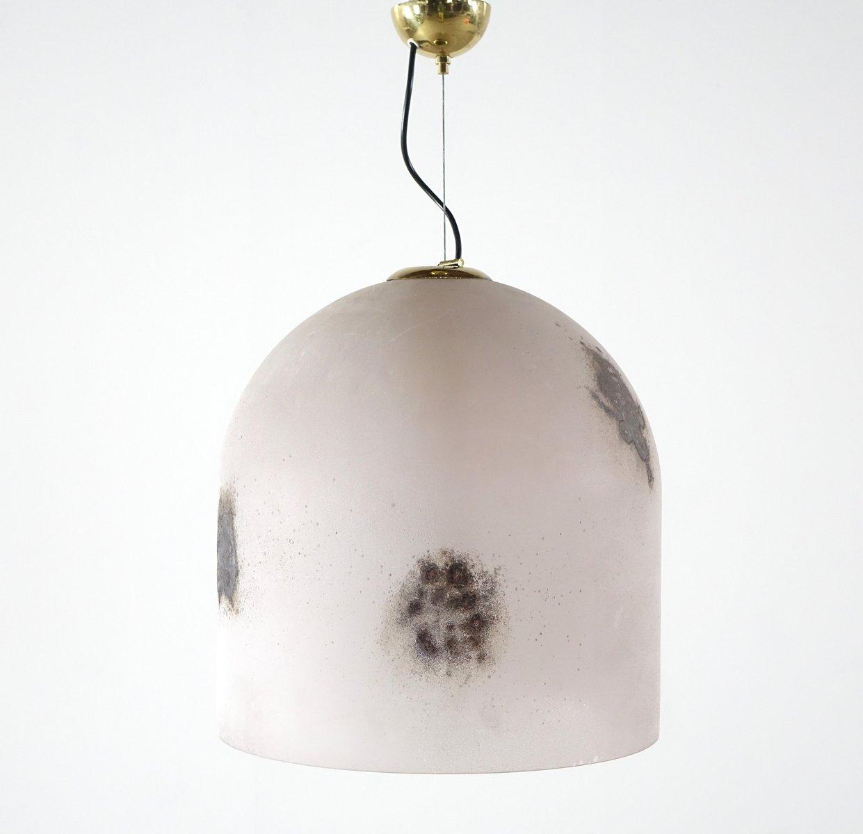 Mid-Century Deckenlampe von Barbini