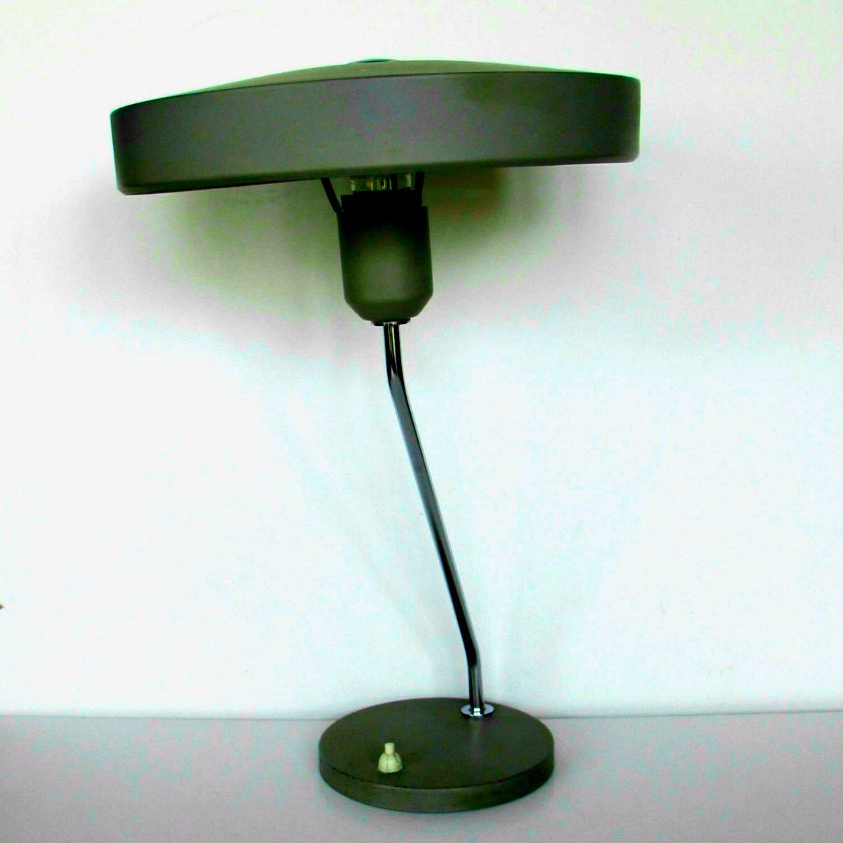 Schreibtischlampe von Louis Kalff für Philips, 1950er