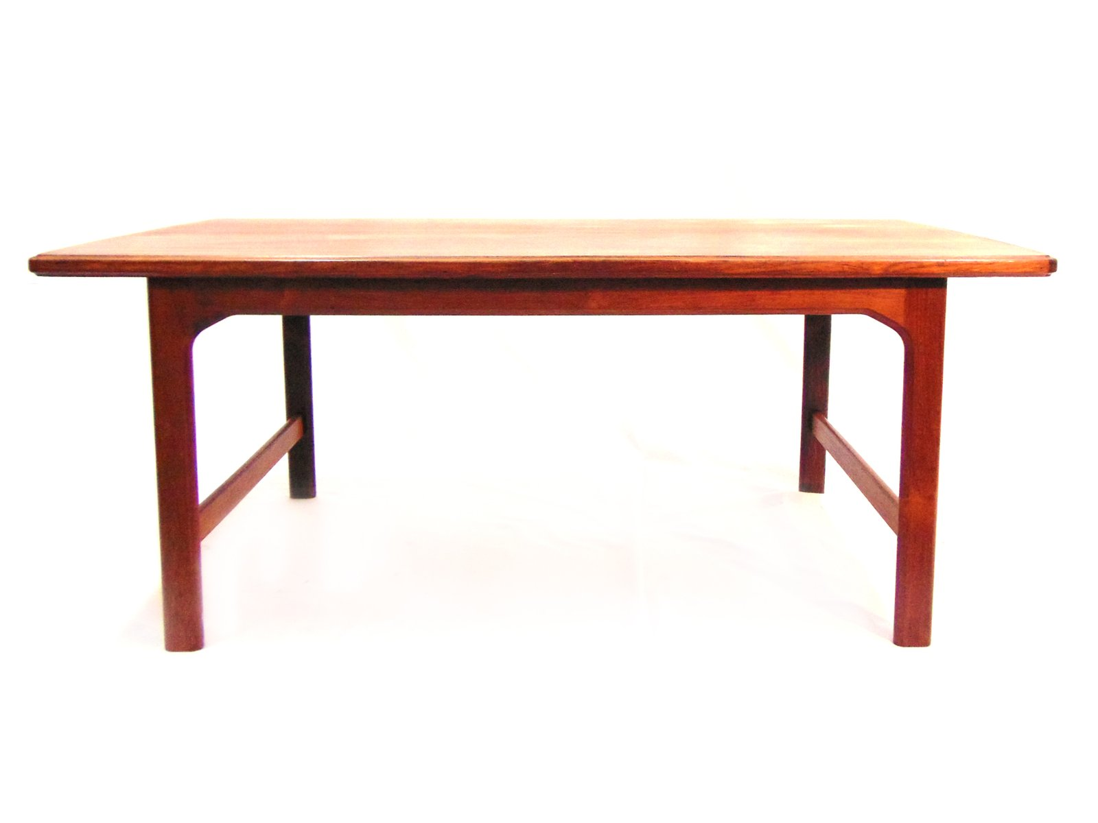 Charmant Swedish Coffee Table In Rosewood, 1960s