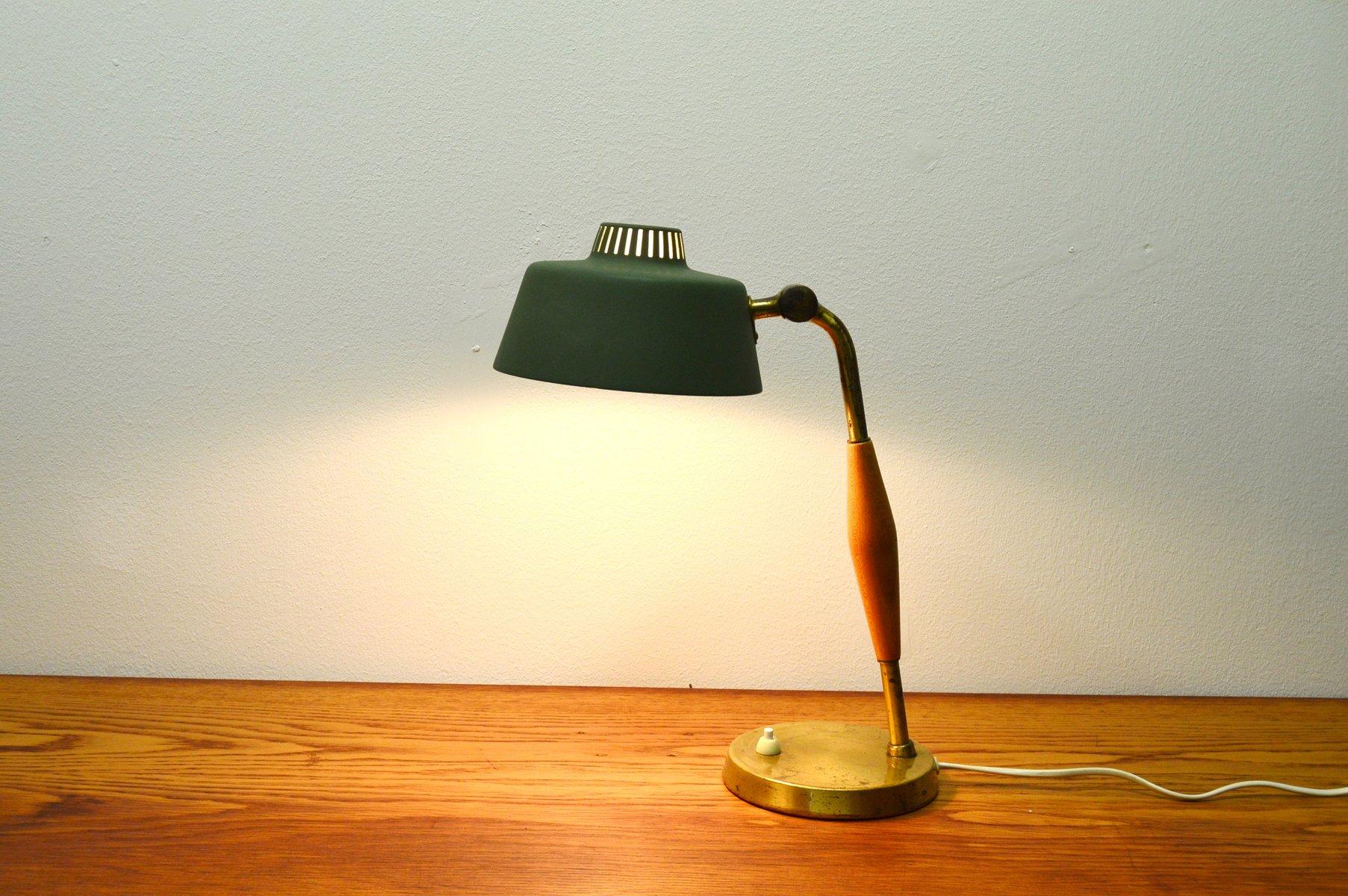 Schwedische Vintage Tischlampe von Nordiska Kompaniet