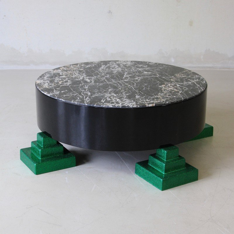 Vintage Park Lane Coffee Table By Ettore Sottsass