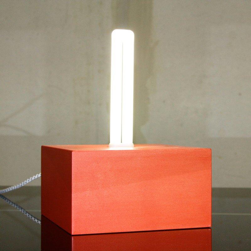 Jagati Tischlampe von Ettore Sottsass, 2000