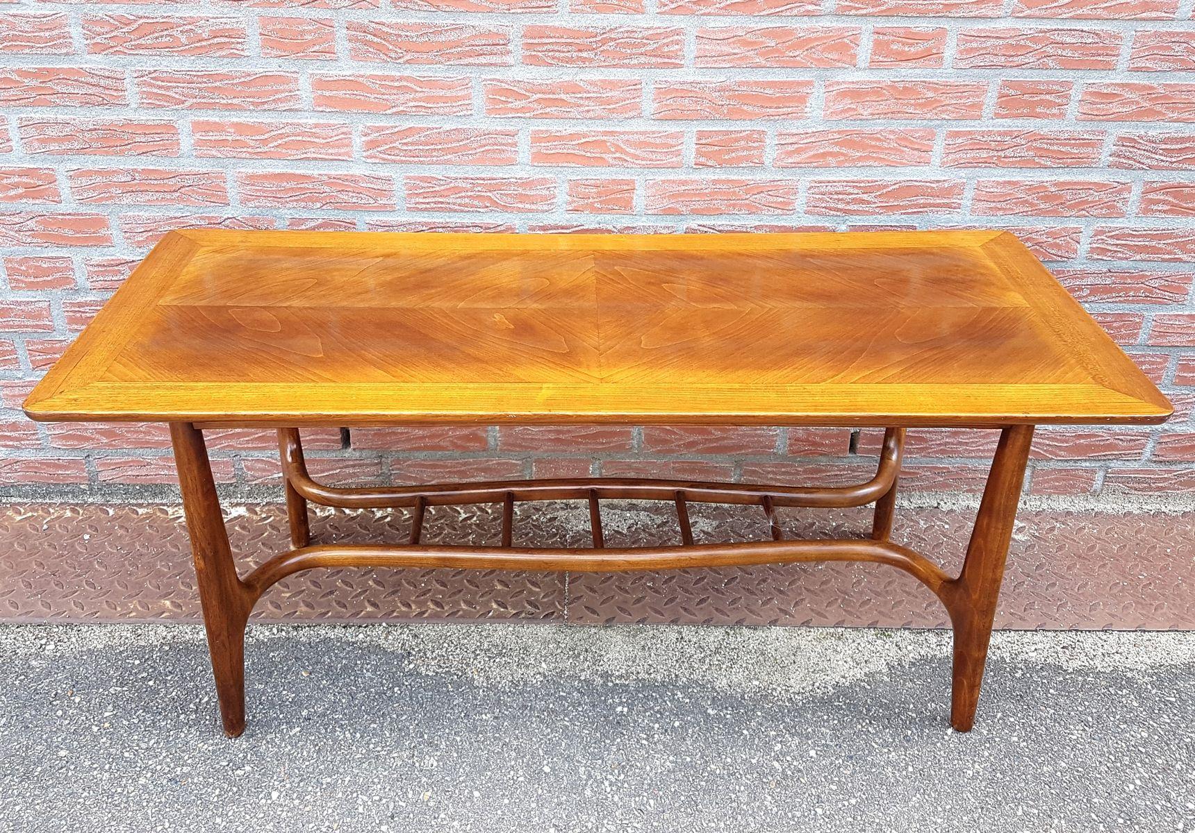 englischer organischer mid century couchtisch 1950er bei pamono kaufen. Black Bedroom Furniture Sets. Home Design Ideas