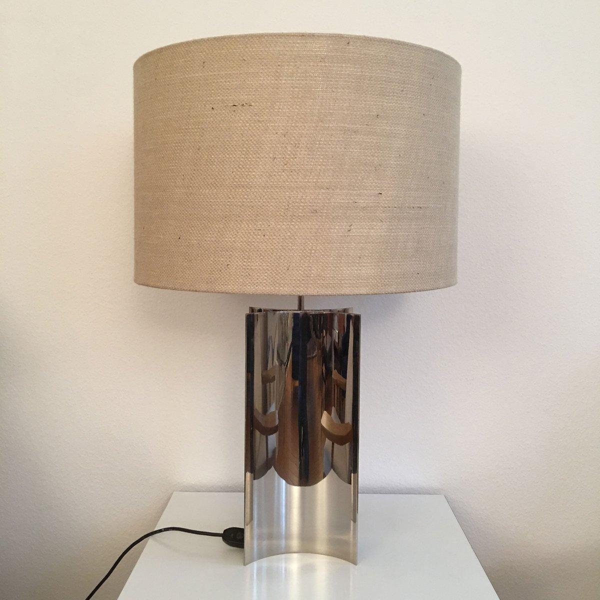 Vintage Metall Lampe
