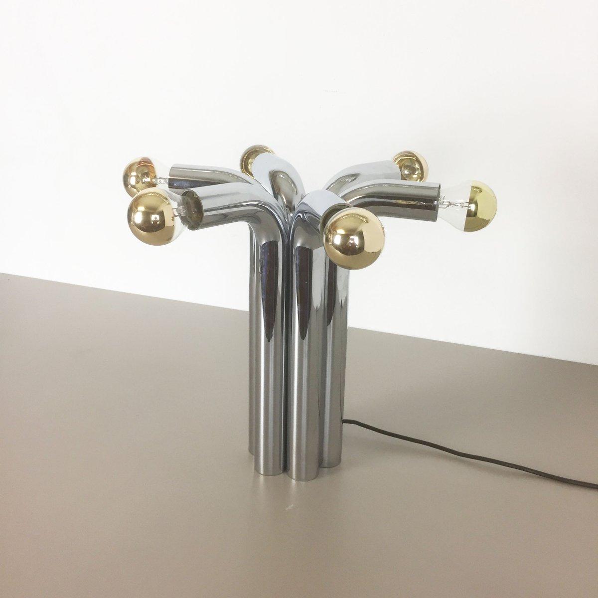 Moderne Sputnik Tischlampe von Cosack Leuchten, 1960er