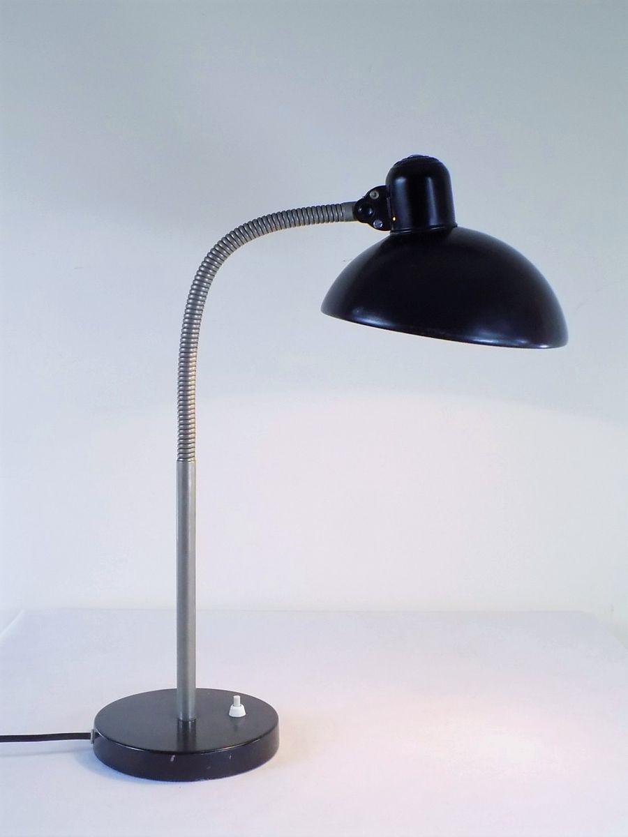 Bauhaus Schreibtischlampe von Christian Dell für Kaiser Idell