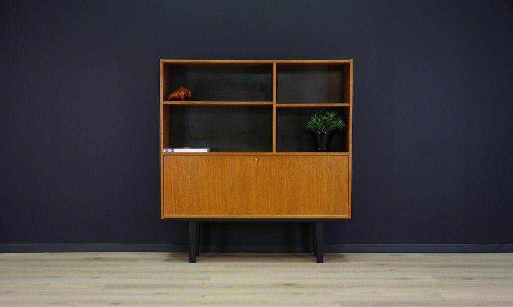 Vintage danish ash cabinet from domino mobel for sale at for Danish design mobel