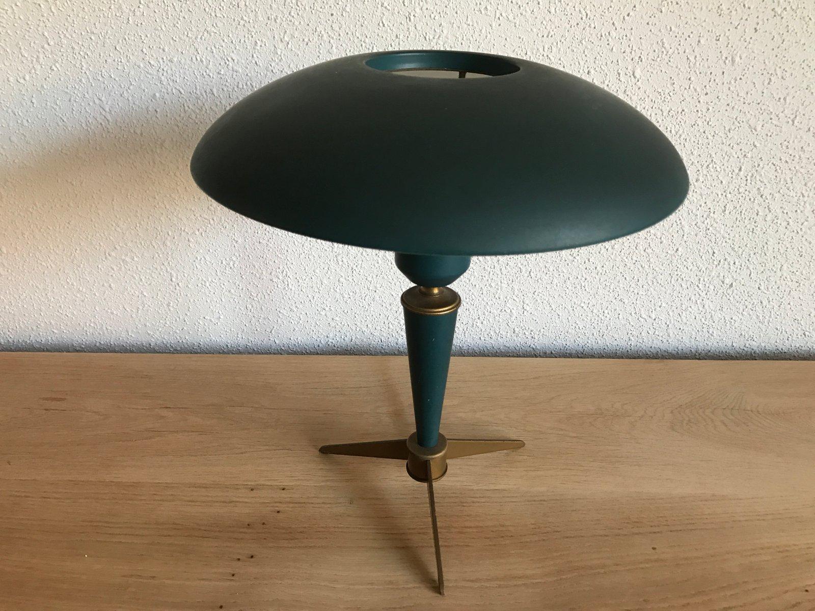 lampe tr pied par louis kalff pour philips 1950s en vente sur pamono. Black Bedroom Furniture Sets. Home Design Ideas