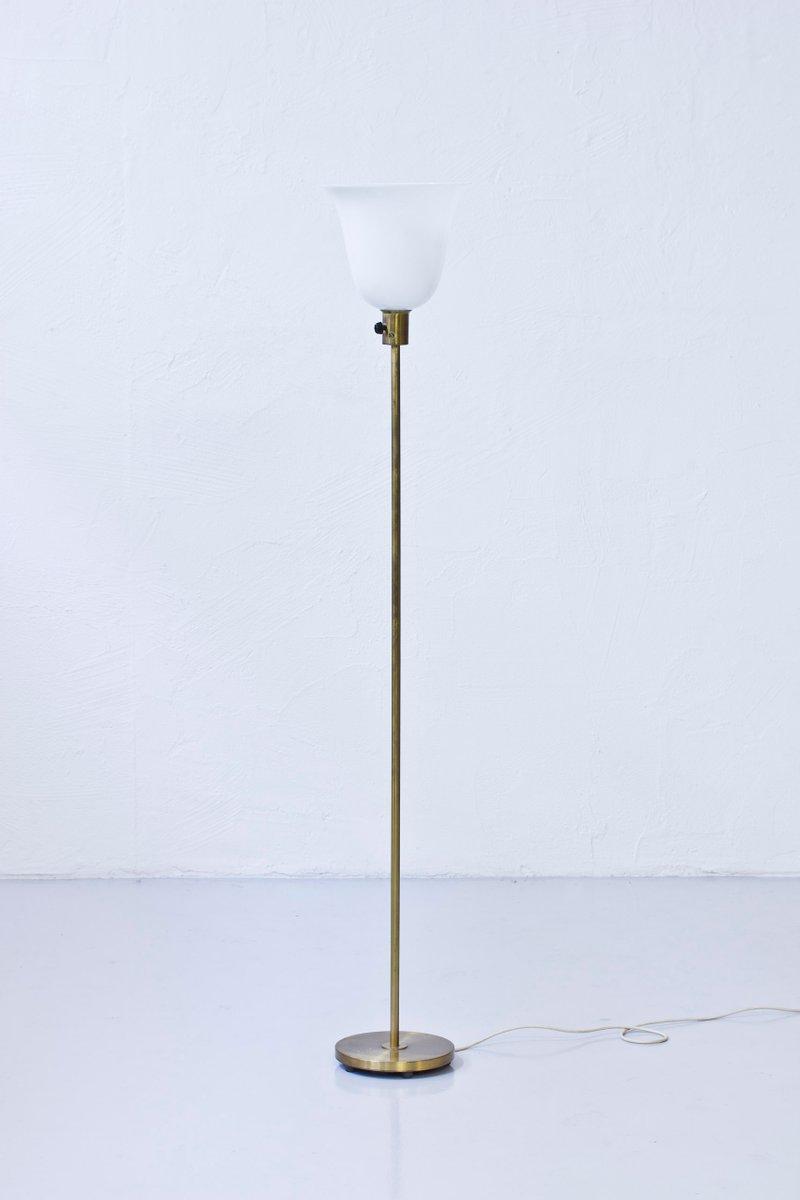 Vintage Stehlampe von Nordiska Kompaniet