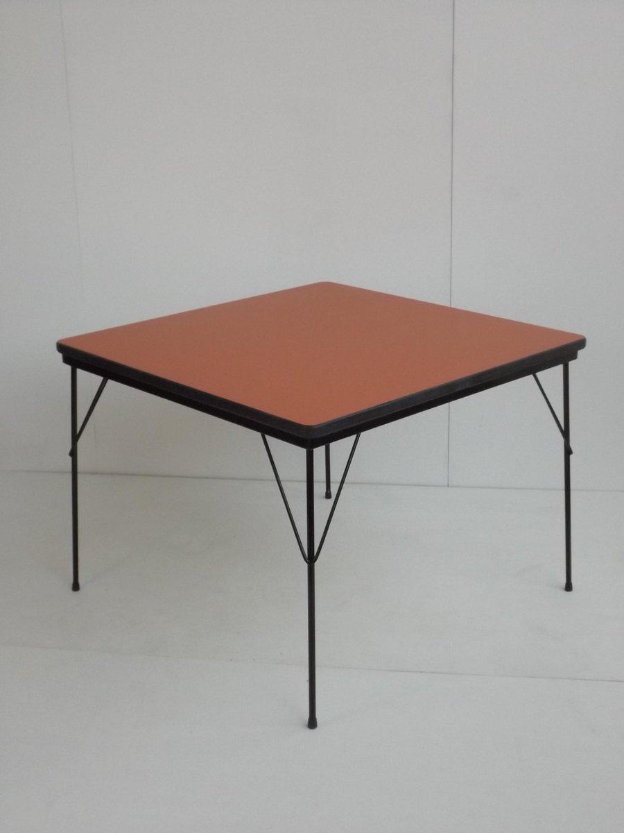 Esstisch von Wim Rietveld für Gispen