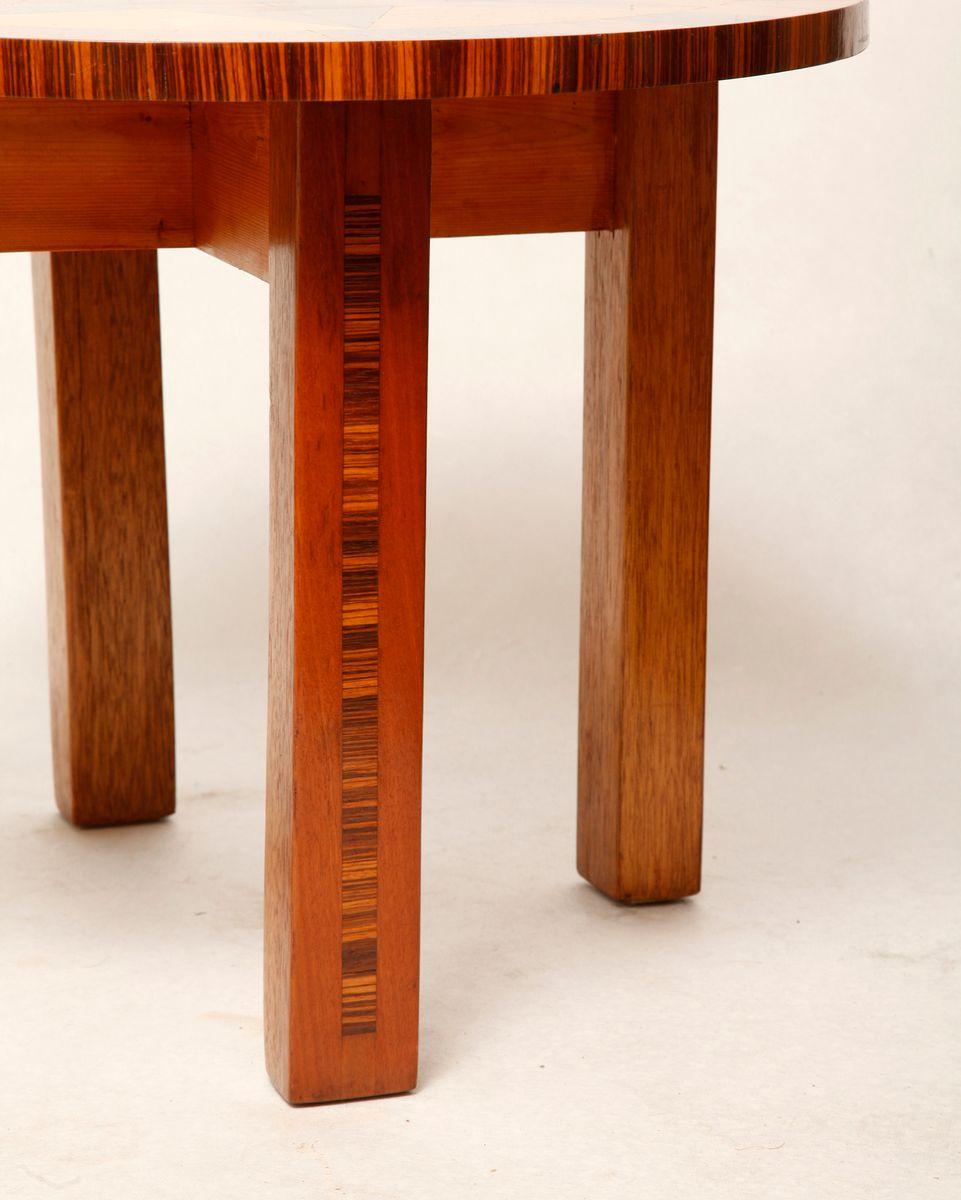 table basse avec plateau rose des vents allemagne en vente sur pamono. Black Bedroom Furniture Sets. Home Design Ideas