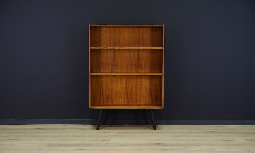 d nisches vintage plisander furnier regalsystem bei pamono kaufen. Black Bedroom Furniture Sets. Home Design Ideas