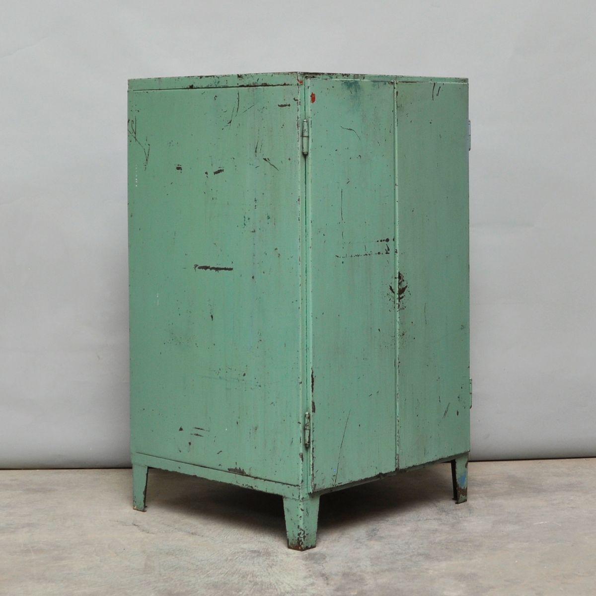 GroBartig Affordable Grner Vintage Schrank Er With Vintage Schrank