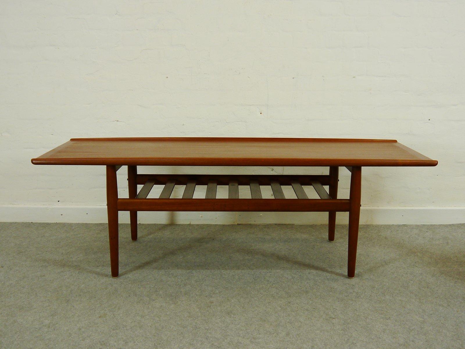 Table Planche De Surf Par Grete Jalk Pour Poul Jeppesens Møbelfabrik