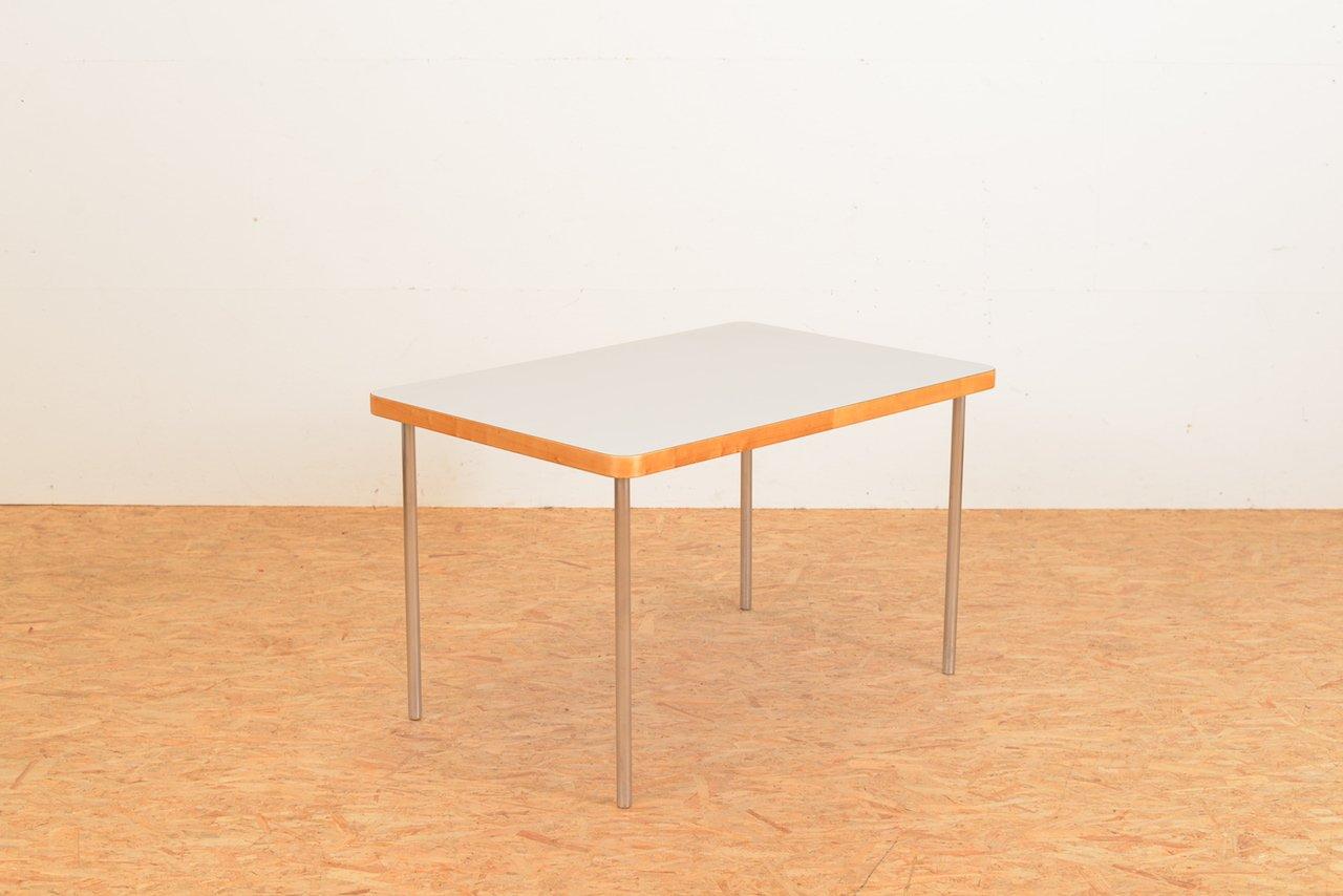 vintage tisch von marcel breuer f r wohnbedarf bei pamono kaufen. Black Bedroom Furniture Sets. Home Design Ideas