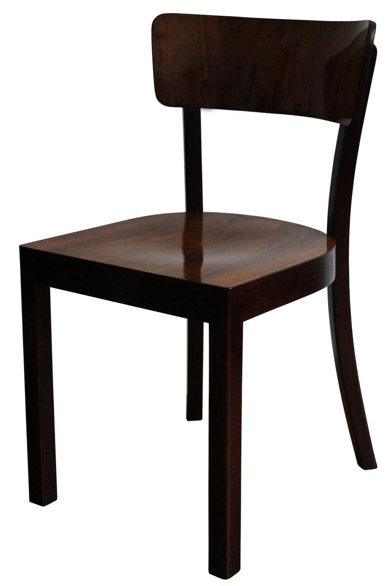 Sedie da pranzo di thonet anni 39 30 set di 2 in vendita for Sedie da pranzo