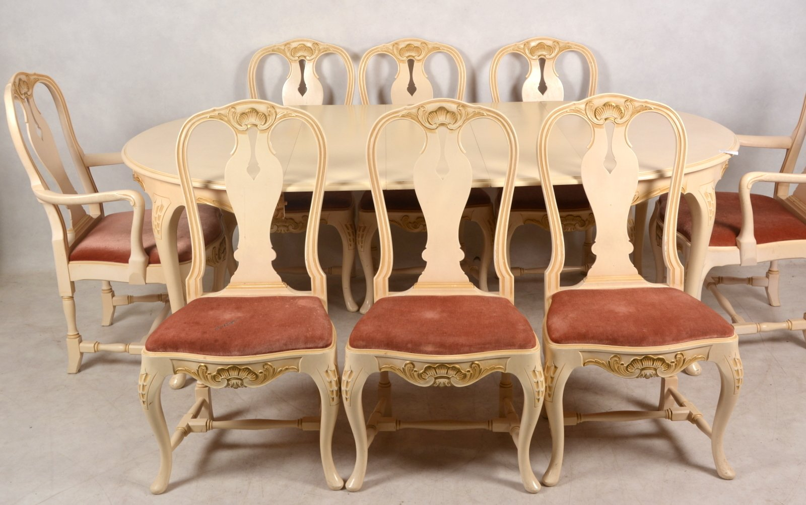 Antique Dining Room Set, 1900s For Sale At Pamono