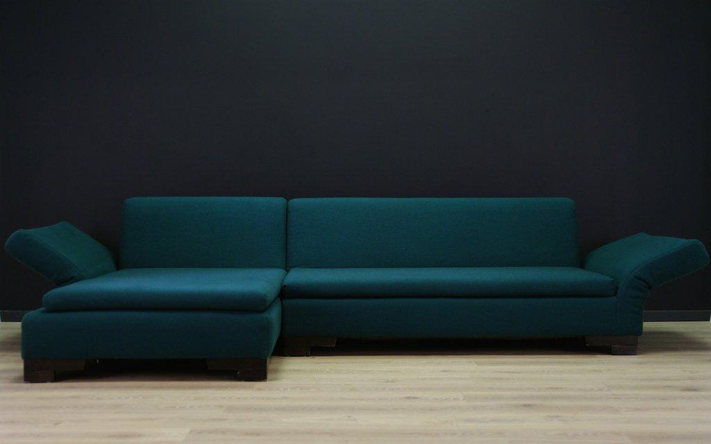 Vintage Corner Sofa From Bullfrog