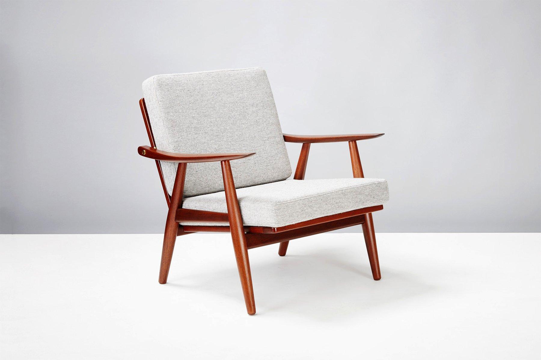 Wegner Sessel ge-270 sessel von hans wegner für getama, 1956 bei pamono kaufen