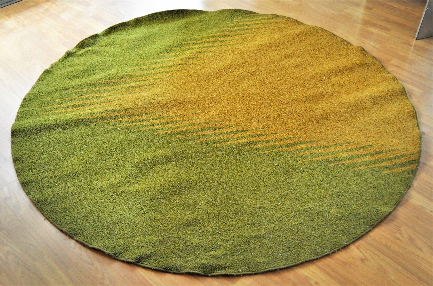 vintage teppich mit opticon muster bei pamono kaufen. Black Bedroom Furniture Sets. Home Design Ideas