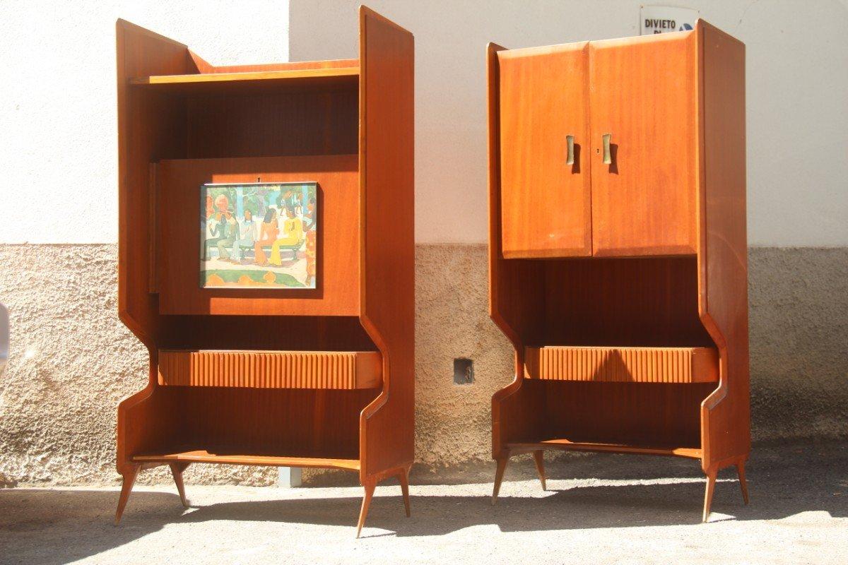 Mobili Anni 50 : Mobili bar geometrici germania anni set di in vendita su