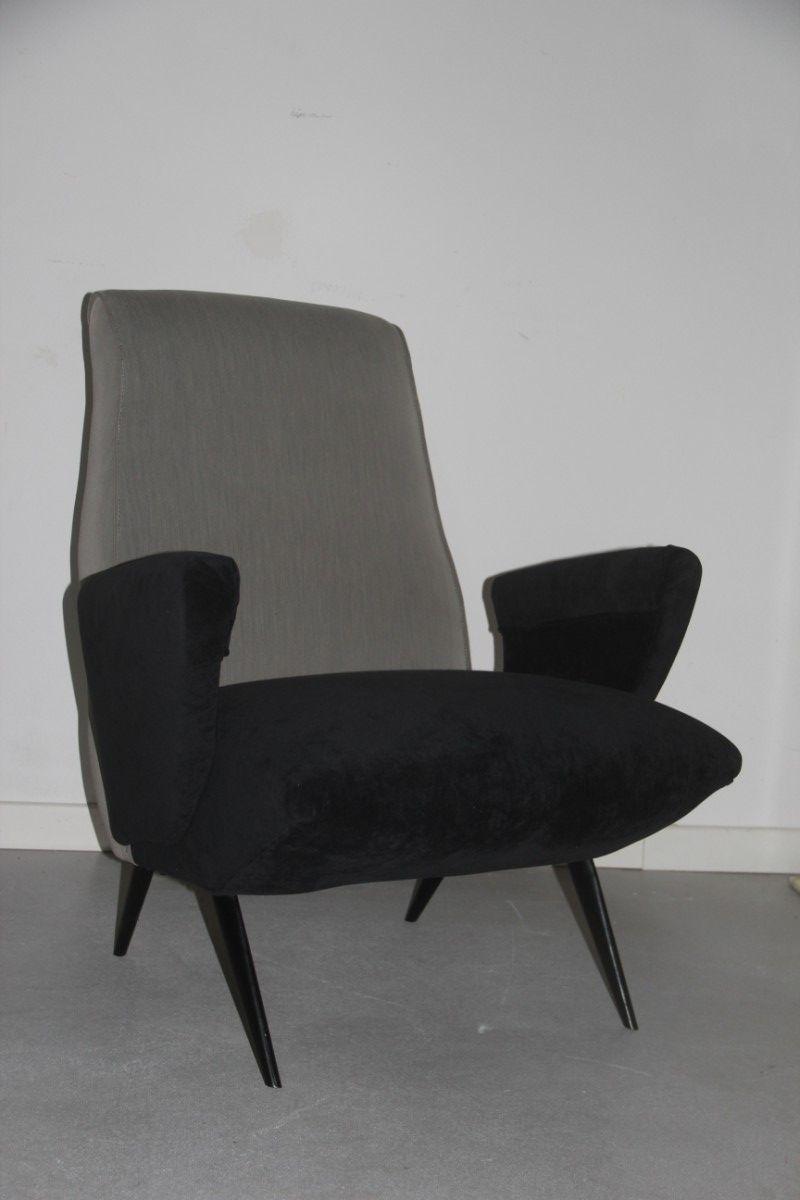 Sessel von Nino Zoncada für Framar, 1950er