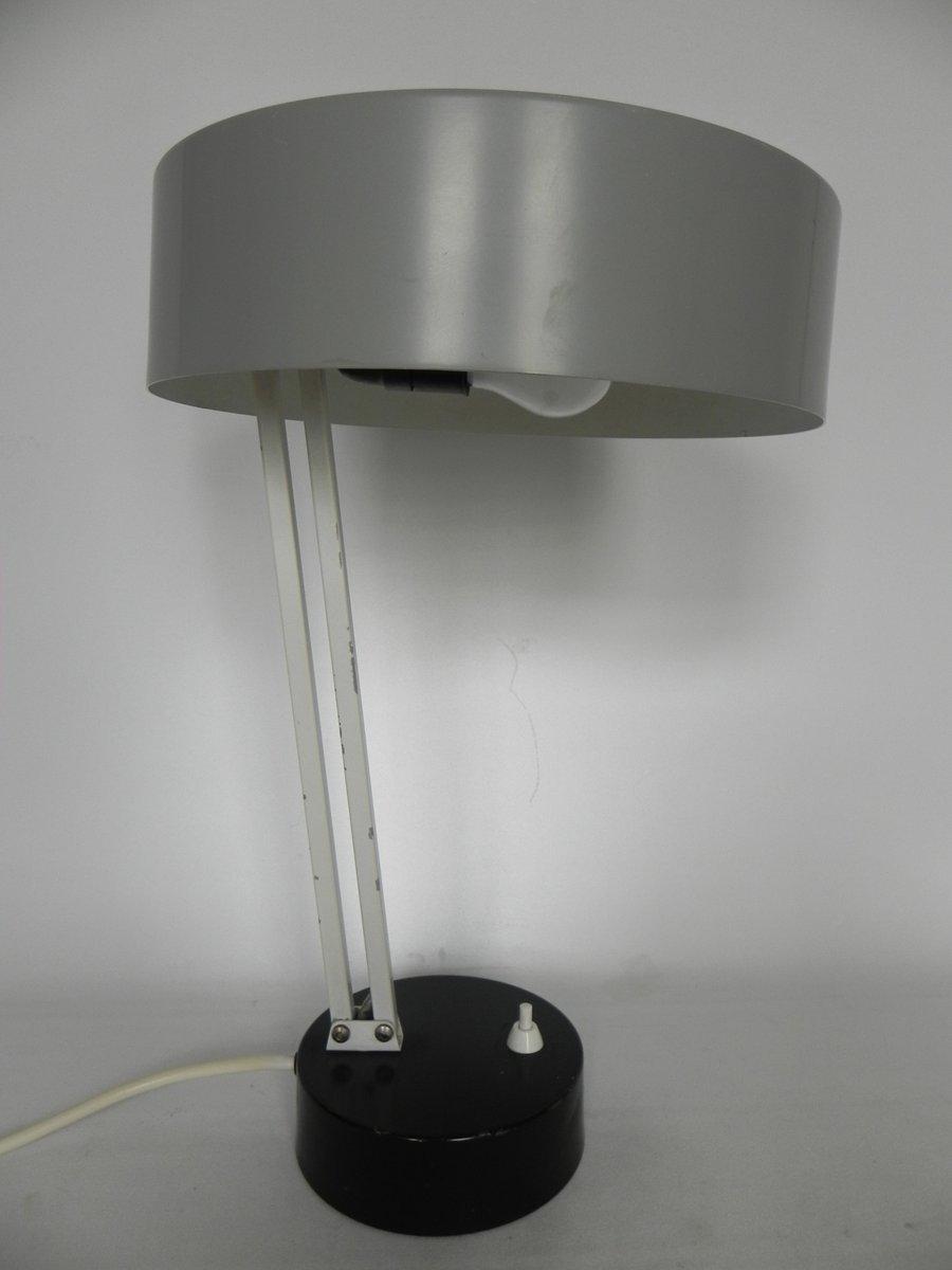 Mid-Century Schreibtischlampe von Busquet für Hala