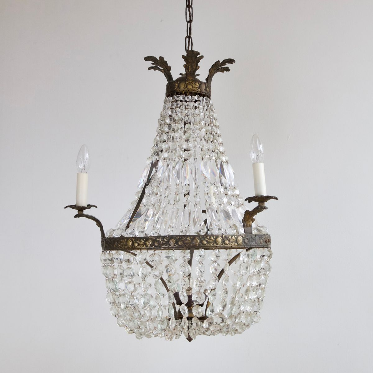 Vintage Balloon Chandelier for sale at Pamono
