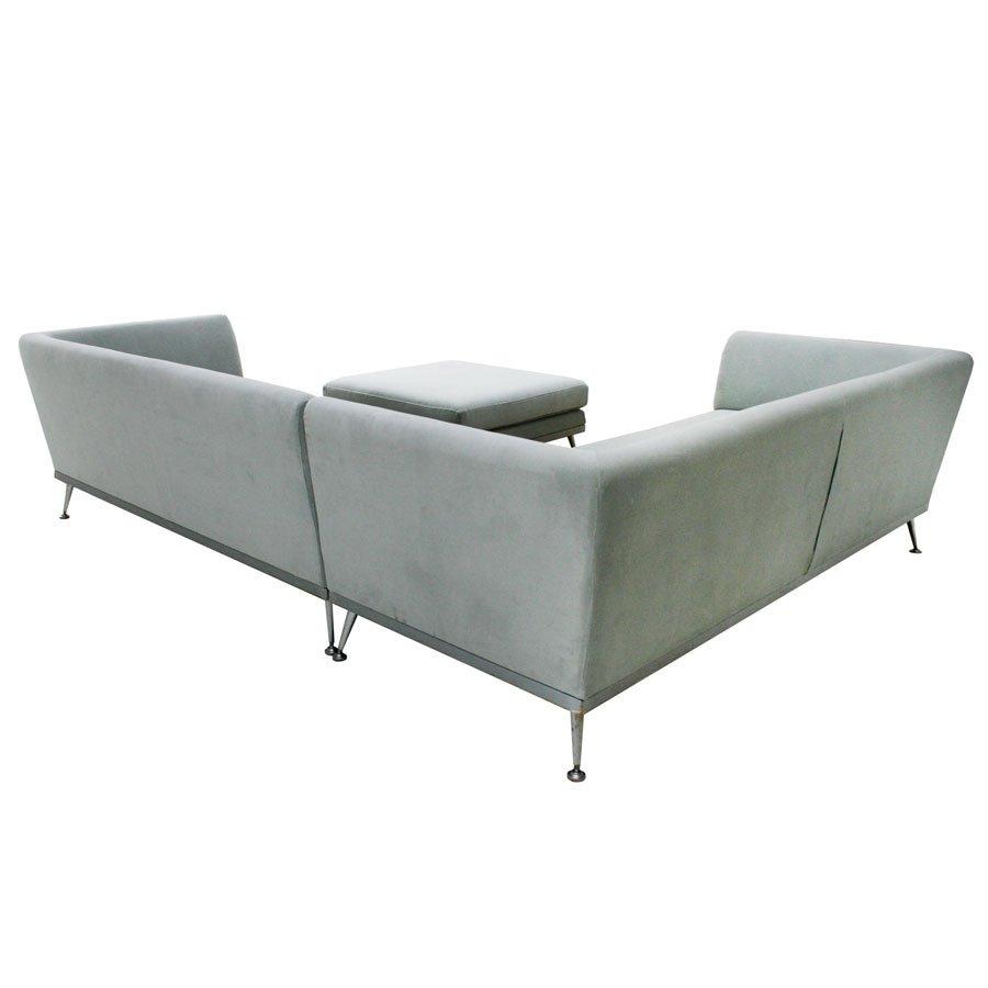 canap modulaire vintage en vente sur pamono. Black Bedroom Furniture Sets. Home Design Ideas