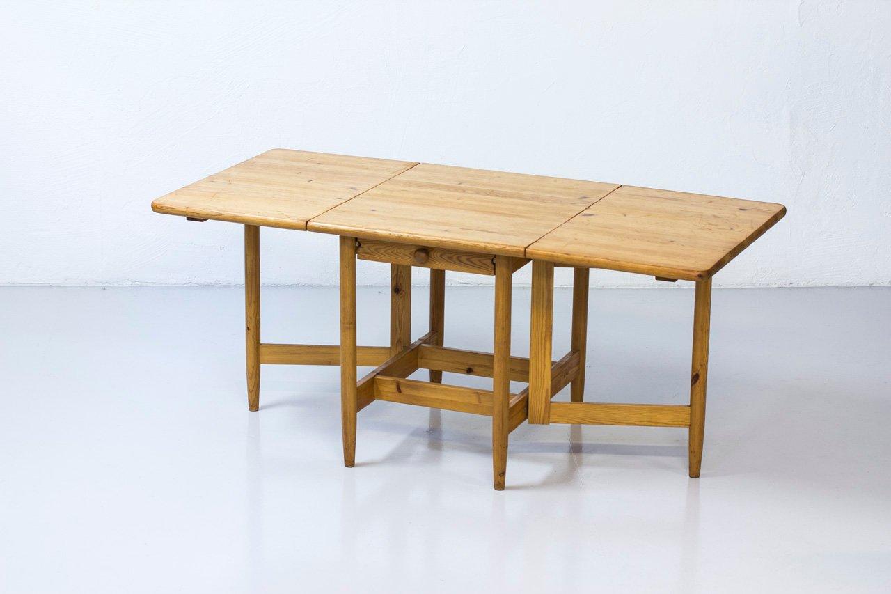 Ausziehbarer Pirtti Esstisch von Eero Aarnio für Laukaan Puu, 1960er