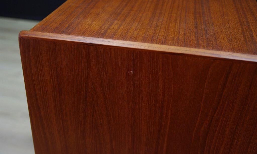 d nisches vintage highboard in teak furnier bei pamono kaufen. Black Bedroom Furniture Sets. Home Design Ideas