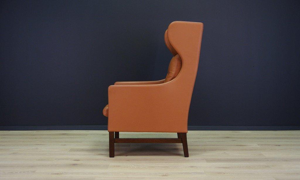 d nischer vintage sessel von skippers bei pamono kaufen. Black Bedroom Furniture Sets. Home Design Ideas