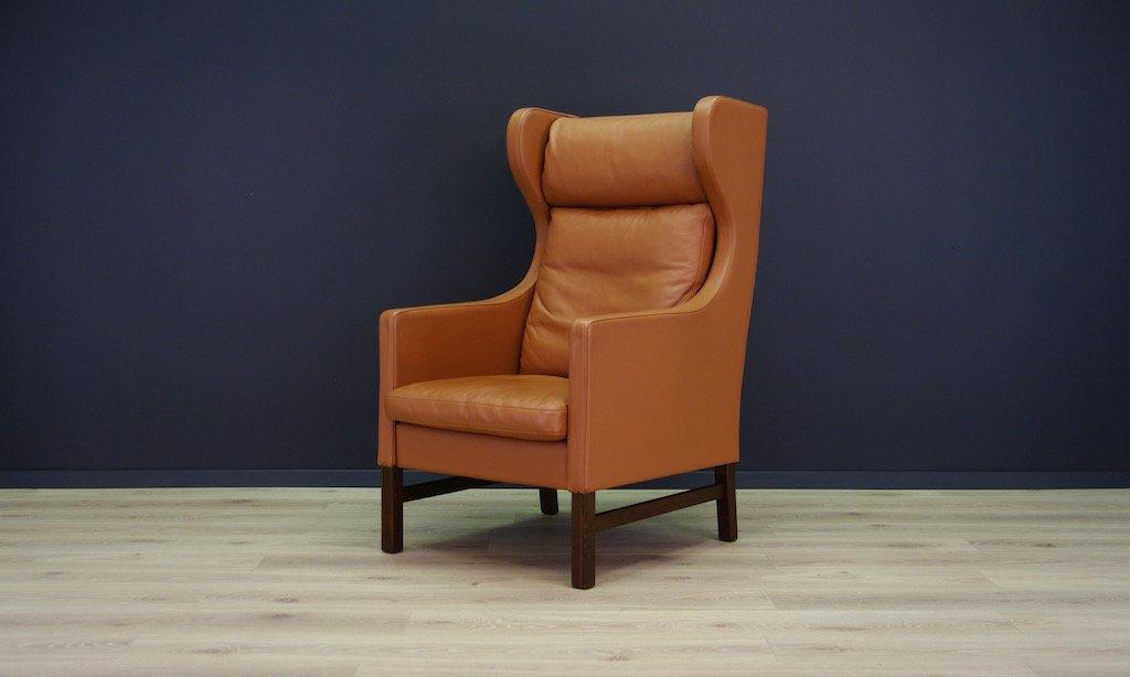 Dänischer Vintage Sessel von Skippers