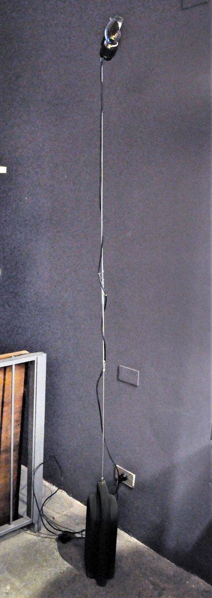 Vintage Stehlampe von Stagi Leonardi für Lumenform, 1970er