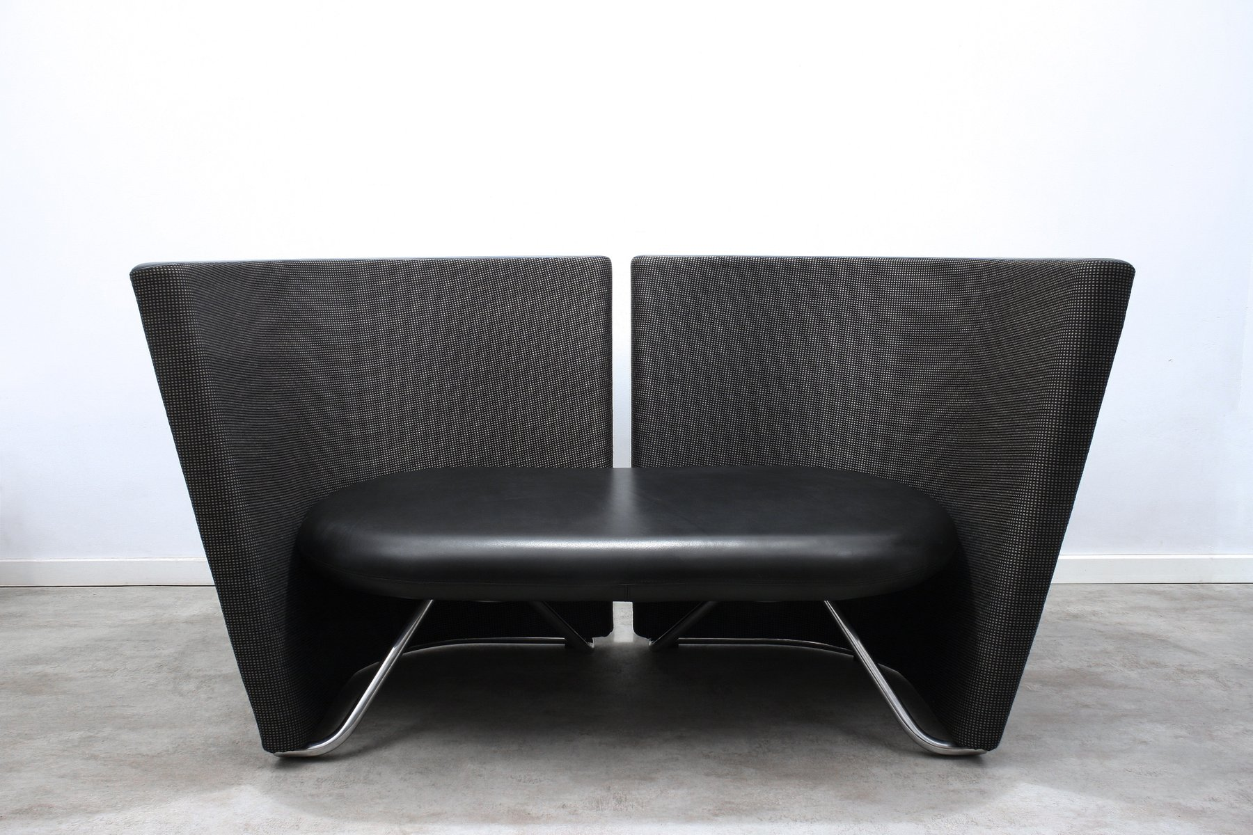 bang olufsen edition rotor sofa by foersom hiorth lorenzen for erik j rgensen 1980s for. Black Bedroom Furniture Sets. Home Design Ideas
