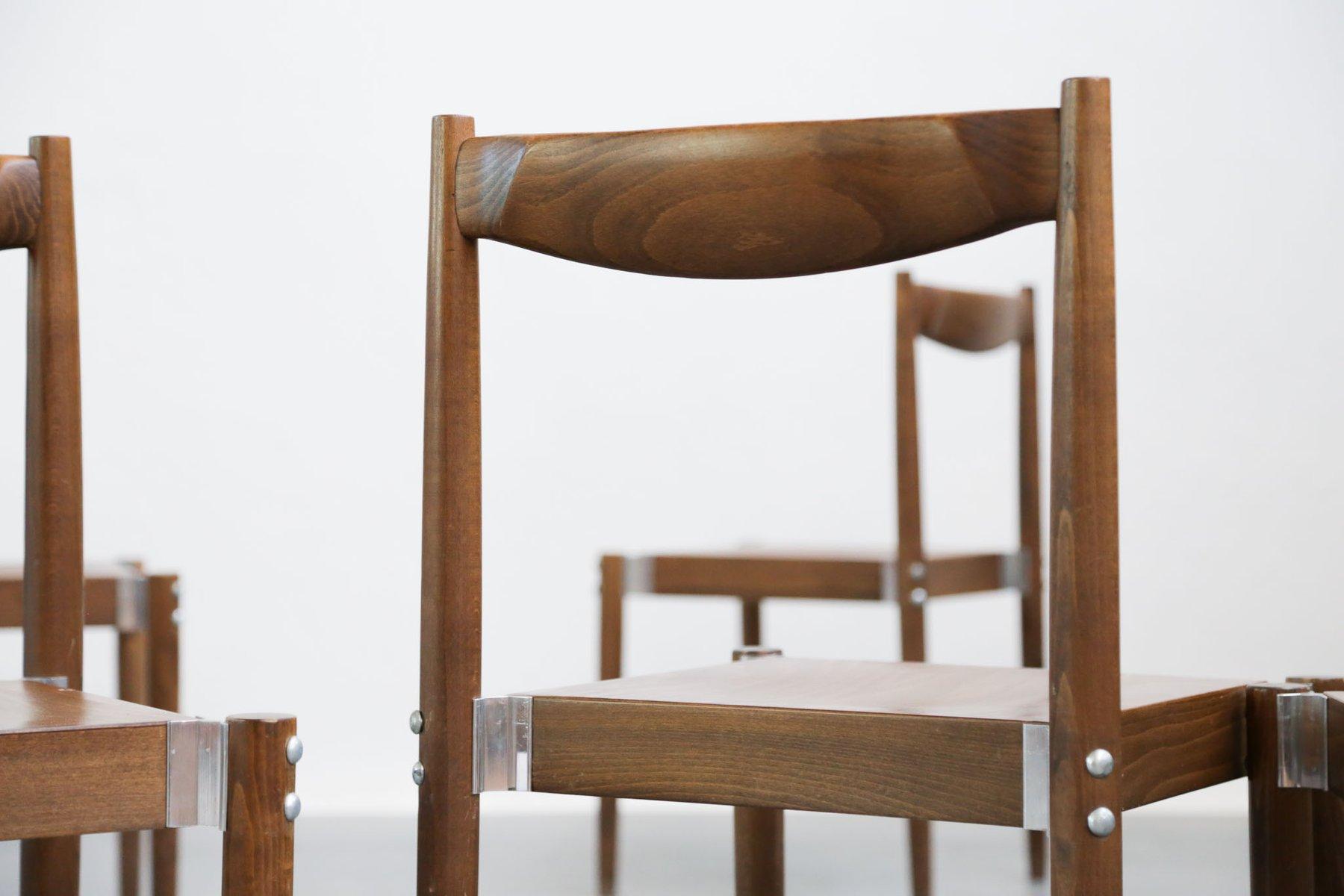 chaise de salon vintage en ch ne en vente sur pamono. Black Bedroom Furniture Sets. Home Design Ideas